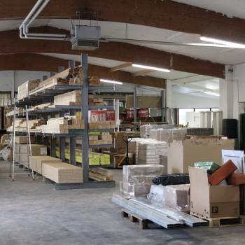Baustoffhalle