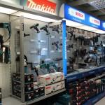 Makita-Maschinen