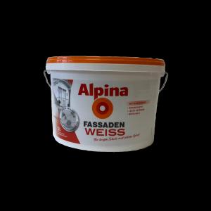 Alpina Fassadenweiss 5l