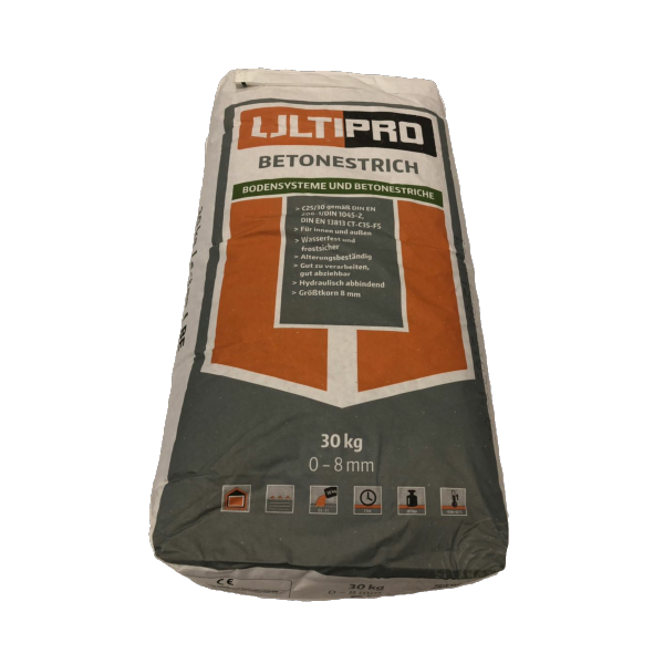 Ultipro Betonestrich 30kg