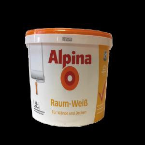 Alpina Raumweiss 10l