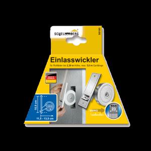 Schellenberg 50100 Einlaßwickler Maxi Lochabst. 10,5