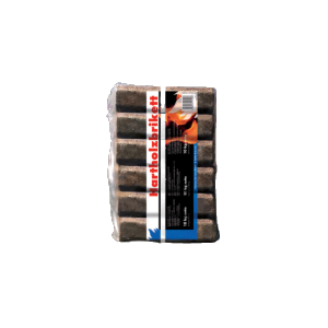 Holzbriketts Hartholz 8 eckig 10kg 868203