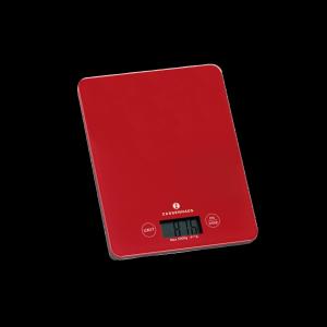 Zassenhaus Küchenwaage Balance digital rot