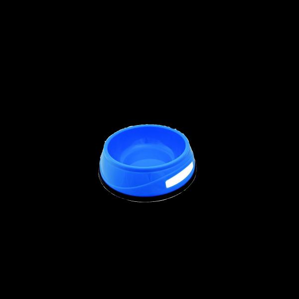 Futternapf aus Kunststoff von Trixie mit Gummiring