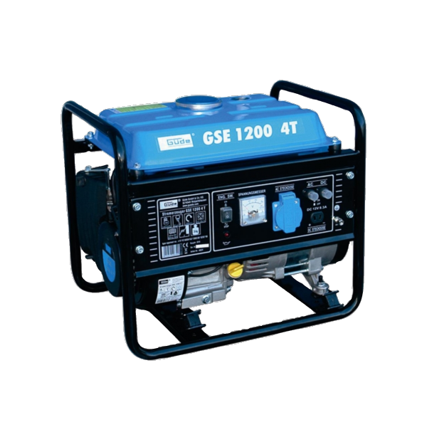 GÜDE Stromerzeuger GSE 1200 4T 850 - 950W