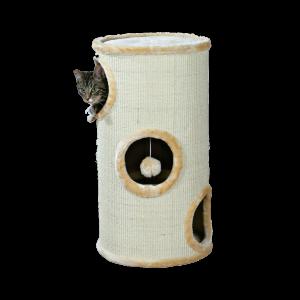 Katzenturm Cat Tower Samuel 70cm beige